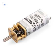 13mm dc gear motor for smart lock