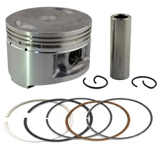 For Yamaha XT225 Serow 85-07 TW225E 02-07 Engine Assembly Parts STD 70 70.25 70.5 mm PIN 16mm Motorcycle Piston Rings