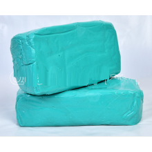 Green color Visco elastic paste mastic