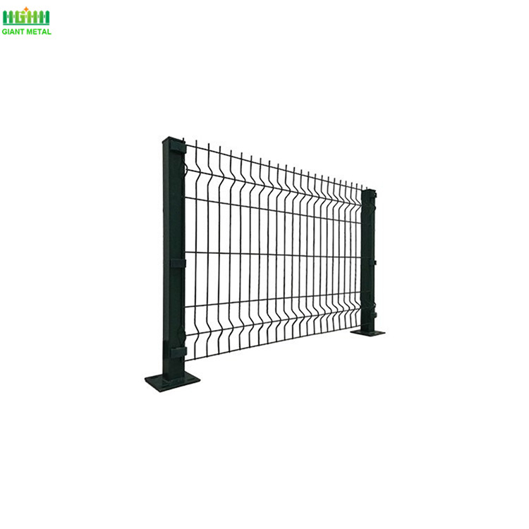 Euro Market PVC Coated Euro Wire Fence
