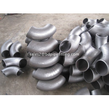 Hot Galvanized Butt Weld Carbon Steel Pipe Fittings