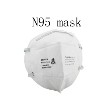 Disposable dust-proof breathable children's mouth nose masks