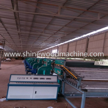 Core Roller Veneer Drying Machine