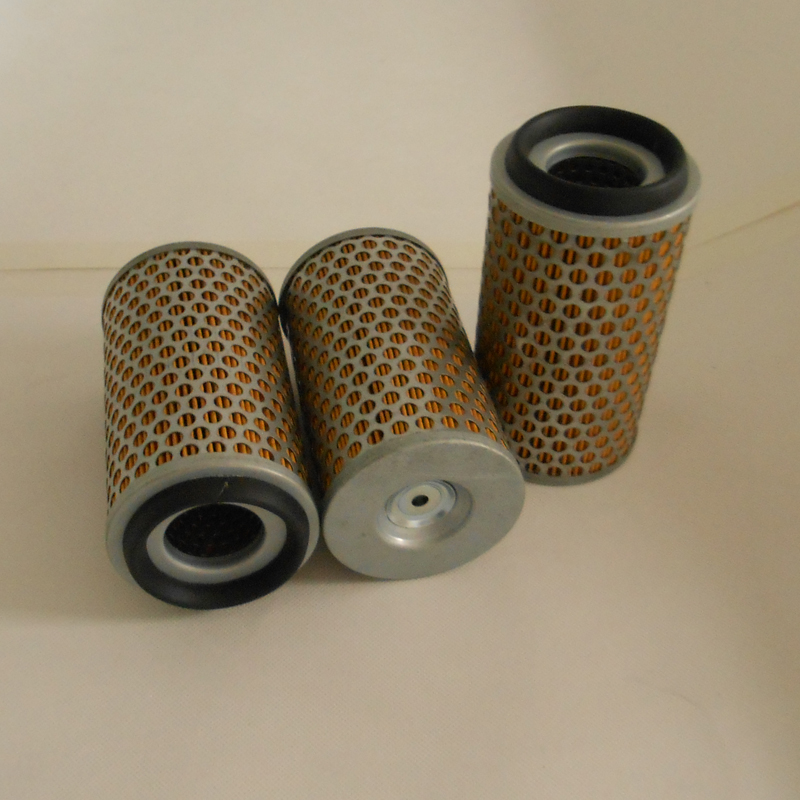 porous cellulose media air filter cartridge