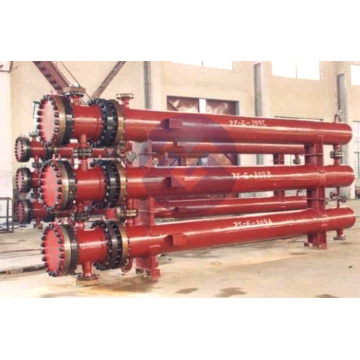 Stainless steel tubular heat exchanger