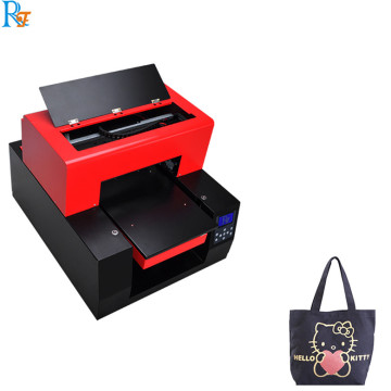 I-Cotton Shopping Bag Okushicilelwe ngu Printing Machine
