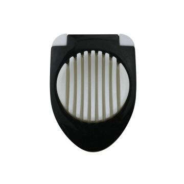 kitchen stainless steel Manual egg cutter slicer