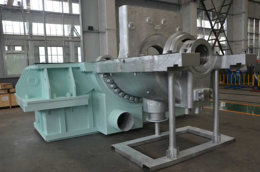 Extracting Condensing Steam Turbine 1