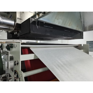 PP spunbond melt blown  fabric making machine