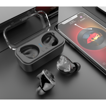 HiFi TWS in-Ear Earphones with Charging Case