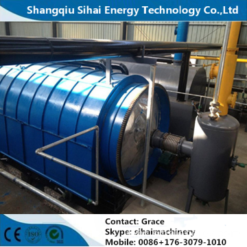 Engineer Available Recycling Machine for Waste Rubber