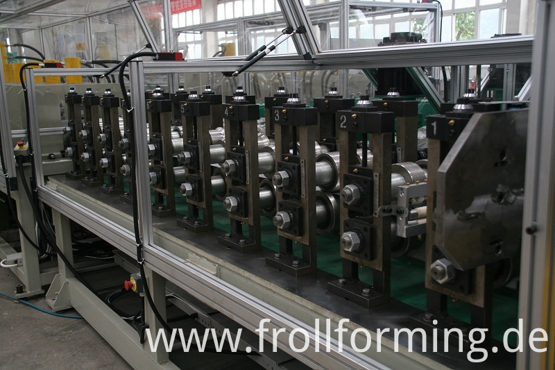Busbar Roll Forming Machine