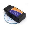 V2.1 Bluetooth ELM327 ELM 327 OBDII Diagnostic Interface OBD2 Auto Car Diagnostic Scanner for android torque software