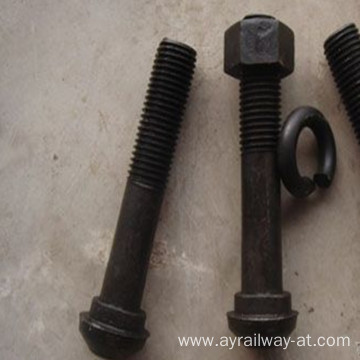 Fish bolts for Railway