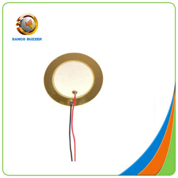 Piezoelectric element 35mm 2.6Khz with wires