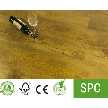 Oak Design SPC Floor Modern sytle