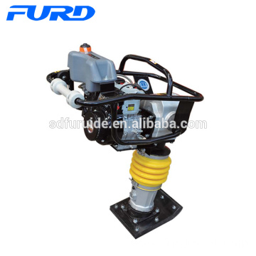 Gasoline Soil Vibrator Rammer Tamping Rammer (FYCH-80)