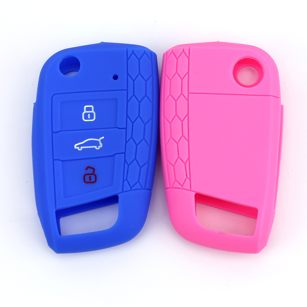 Protective Vw Car Key Cover