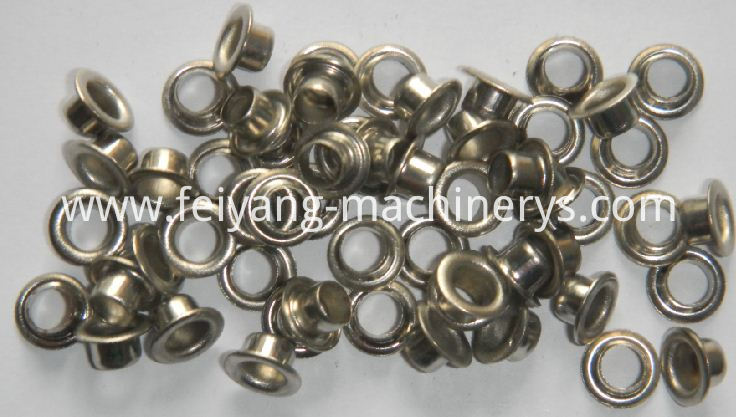 silver color eyelets for paper bags