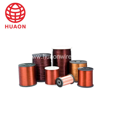 high temperature flat copper aluminum magnet wire for sealing