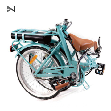 e-bike lightweight fusible electrical bicycle