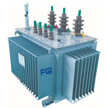 Energy Efficient Liquid Filled Transformers
