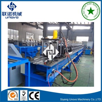 Slotted Storage Racking roll forming machine
