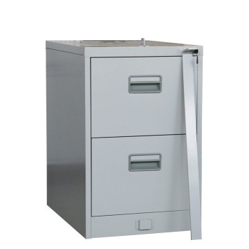Secure 2 Drawer File Cabinet