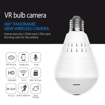 DAGRO EC75D-P12 960P WiFi Outdoor waterproof IP66 Cctv Security Camera Webcam IR Night Vision Light Bulb HD LED Light Camera