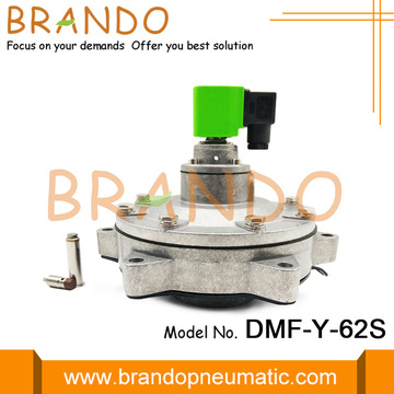 Submerged BFEC Type Electromagnetic Pulse Valve DMF-Y-62S