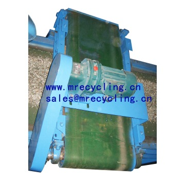 Magnetic Separator For Wire Granulator