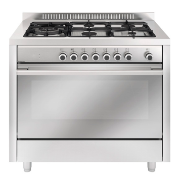Glem Oven and Hob Stainless Steel