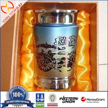 Safety And Health Titanium Cup as Gift