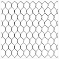 Galvanized iron wire material and hexagonal wire netting