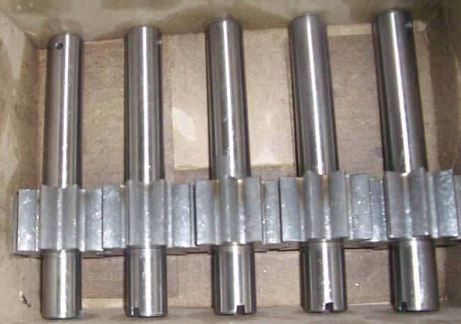Seperater CNC Machining Parts