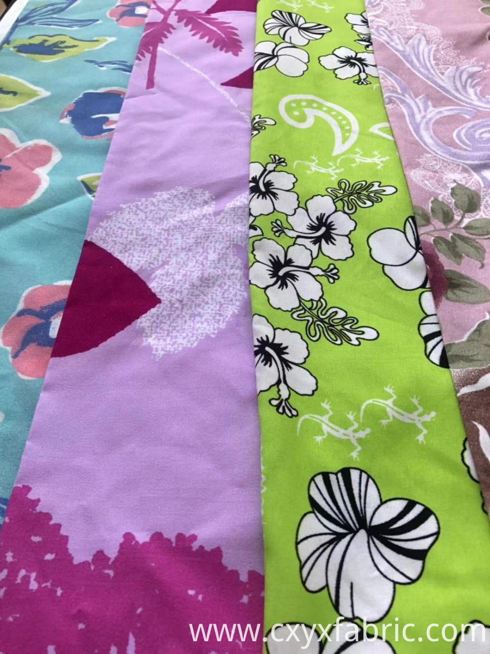 Polycotton Dyed Fabric