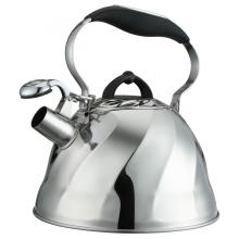 Silver Wave Whistling Kettle