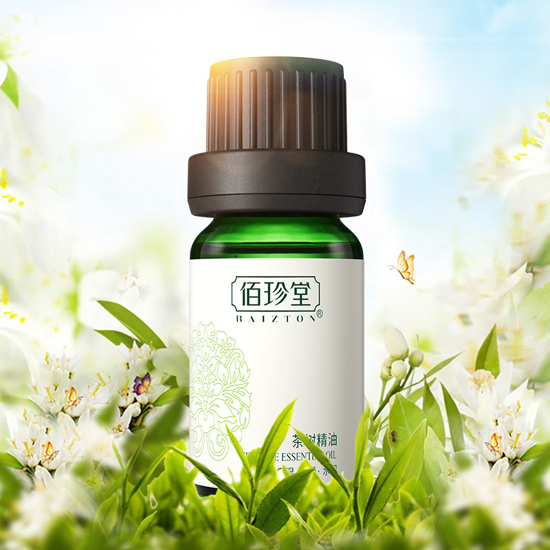 Natural Tea Tree Essential Oil Anti-wrinkle Acne Pores Removal Scars Treatment Anti Scar Spots Skin Care