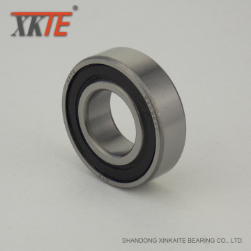 Conveyor Support Roller bearing 6205-2RS C3