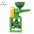 Maize processing flour mill rice husk powder machine