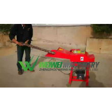 Weiwei 0.4-1.2t/hr diesel electric motor gasoline driven
