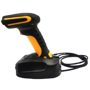 Bluetooth barcode scanner billing machine with cradle