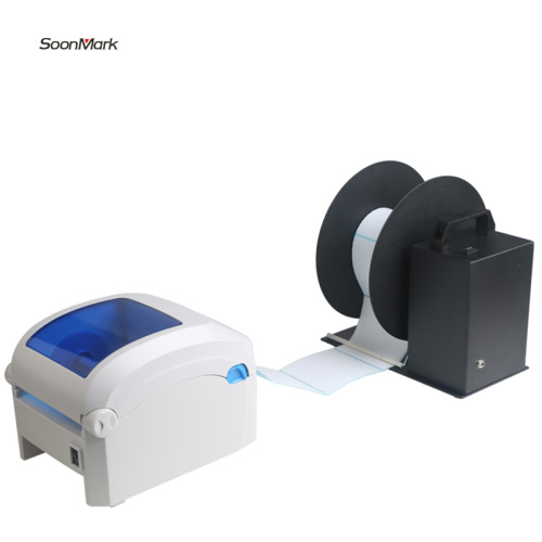 Automatic two-way Rewinding Electric Label Roll Rewinder