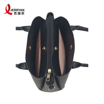 Hot Selling Cheap Black Tote Bag for Work