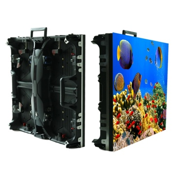 Lighweight P5.9 Outdoor Rental Led Display