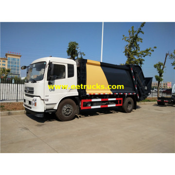 14cbm 4x2 Compress Rubbish Trucks