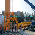 25 No Foundation Concrete Batching Plant