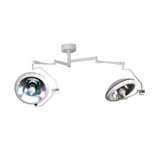 Ceiling mounted Double Dome Halogen OT Lamp