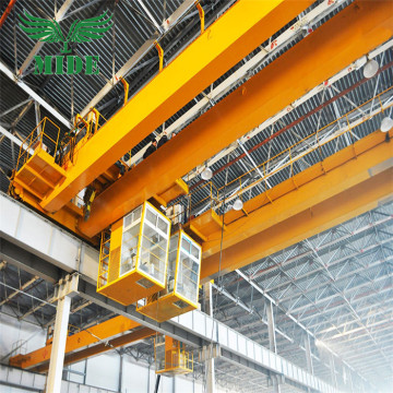 European Electric Double Beam Overhead Crane