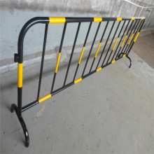 galvanized steel barrier fence crowd control barricades